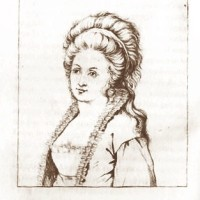 Elisabetta Caminer, da Bartolomeo Gamba, Alcuni ritratti di donne illustri delle provincie veneziane, Venezia, Tipografia di Alvisopoli, 1826