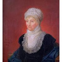 Martin Francois Tielemans, Caroline Herschel, 1829, collezione privata