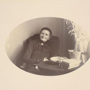 Camilla Collett, 1893