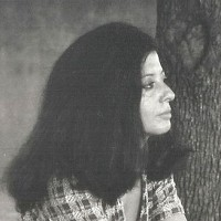 Piera Oppezzo nel 1975