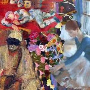 Titina De Filippo, collage