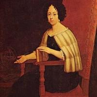 Ignoto, Elena Lucrezia Cornaro Piscopia, sec. XVIII?, Biblioteca Ambrosiana, Milano