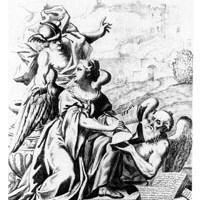Suor Isabella Piccini, Allegoria della storia,1693