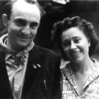 Giovanni Pesce e Onorina Brambilla