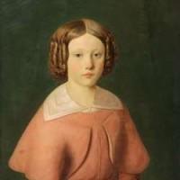 Ritratto di Rosa Bonheur a 10 anni