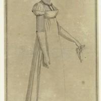 Corriere delle Dame, Figurini