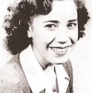 Isabel Clements Woods, 1950