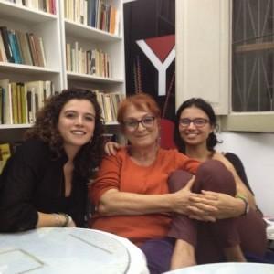 Emma, Antonia, Elena