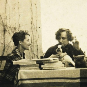 Colette e R. Hamon