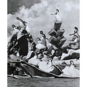 Lola Alvarez Bravo, El Sueno del ahogado, 1945 ca