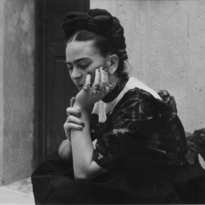 Lola Alvarez Bravo, Frida 1944