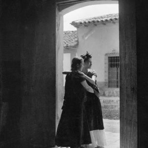 Lola Alvarez Bravo, La Visitaciìon, 1934