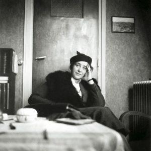 Hannah Arendt a Parigi nel 1935