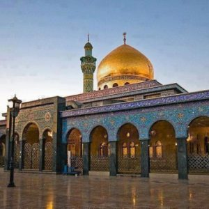Il mausoleo di Zaynab a Damasco