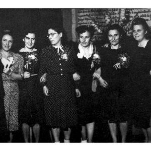 Le donne della Costituente (Bianchini, Teresa Mattei, Teresa Noce...)