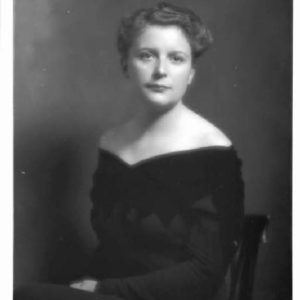 Elda Mazzocchi Scarzella (Ritratto di Emilio Sommariva)