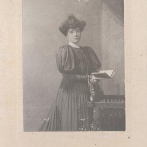 Adelaide Butti (attribuzione non certa), Archivio privato (Padova)
