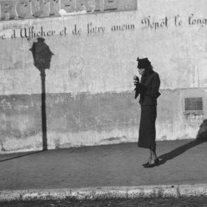 Marianne Breslauer, Défense d'afficher, Parigi, 1937
