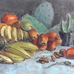 Milla Pasca. dipinto
