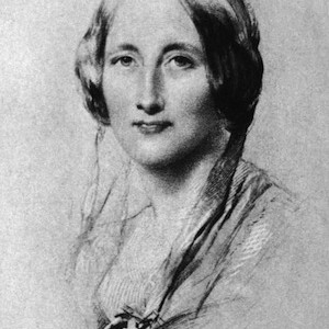 Elizabeth Gaskell, ritratto di G.Richmond, 1851