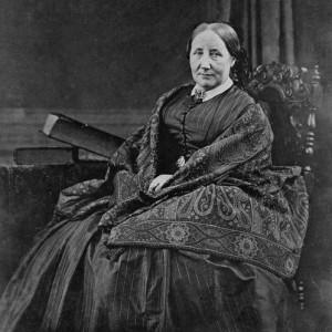 Elizabeth Gaskell, 1860 (?)