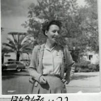 L.Goldbeg,1946, foto di A. Riwkin-Brick