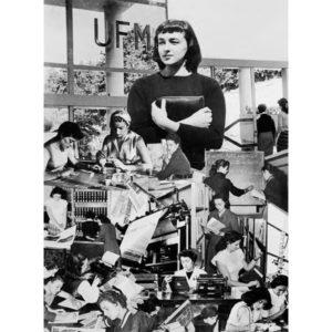 Lola Alvarez Bravo, Universidad femenina, 1943