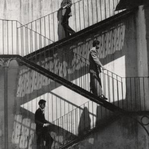 Lola Alvarez Bravo, Unos suben y otros bajan, 1940