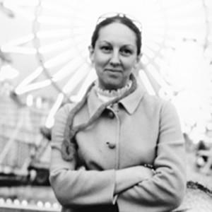 Carla Lonzi a Hemisfair, San Antonio Texas, 1968 da Carla Lonzi, Autoritratto, De Donato, 1969