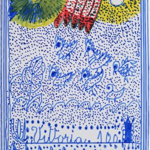 Disegno di Vittoria Grignani novembre 2018