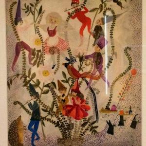Illustrazione di Jacqueline Duheme