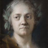 Rosalba Carriera, Autoritratto, 1746, Gallerie dell'Accademia di Venezia