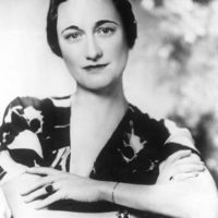 Bessie Wallis Warfield (Wallis Simpson)