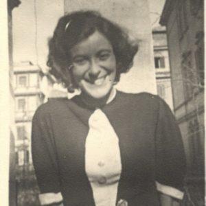 Luisa Villani Usellini, Roma 1937