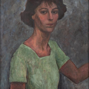 Luisa Villani Usellini, Autoritratto,