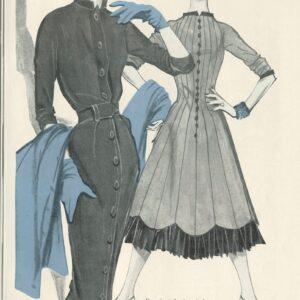Modelli di Marucelli, «La Donna», settembre 1955